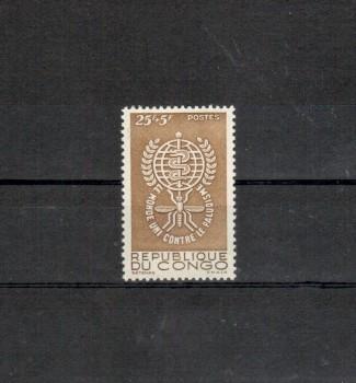 Kongo - Brazzaville Michelnummer 20 postfrisch
