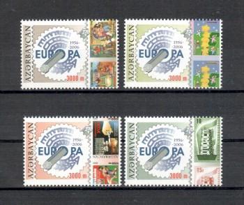 005 - Aserbaidschan Michelnummer 620 - 623 A postfrisch