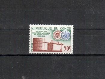 Kongo - Brazzaville Michelnummer 42 postfrisch