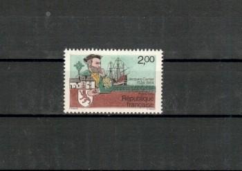 ( 012schiffe ) Frankreich Michelnummer 2439 postfrisch