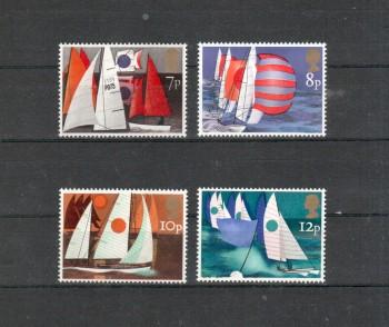 ( 018schiffe ) Grossbritannien Michelnummer 678 - 681 postfrisch