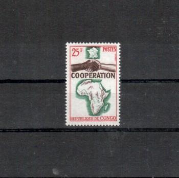 Kongo - Brazzaville Michelnummer 60 postfrisch
