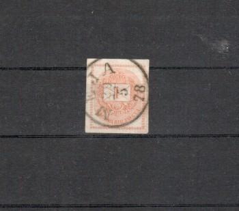 Ungarn Michelnummer 20 b gestempelt