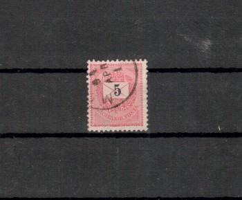 Ungarn Michelnummer 30 B gestempelt