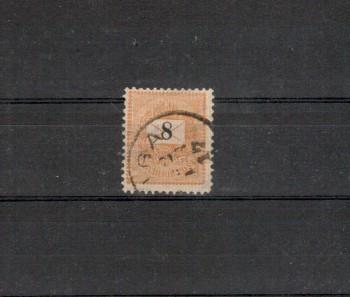 Ungarn Michelnummer 31 B gestempelt