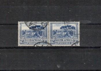 Suedafrika Michelnummer 31 - 32 gestempelt