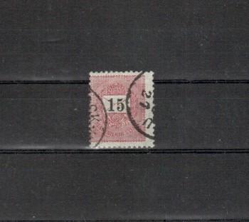 Ungarn Michelnummer 34 B gestempelt