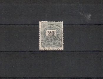 Ungarn Michelnummer 35 B gestempelt