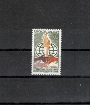 Madagaskar Michelnummer 518 postfrisch