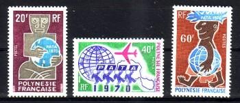 frz.Polynesien 108 - 110 postfrisch