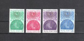 Malawi Michelnummer 19 - 22 postfrisch