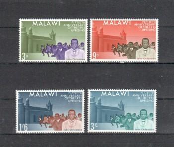 Malawi Michelnummer 29 - 32 postfrisch