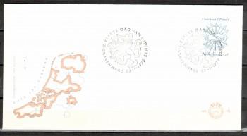 Niederlande Michelnummer 1133 FDC