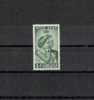 Gibraltar Michelnummer 123 postfrisch