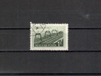 Ungarn Michelnummer 1262 gestempelt
