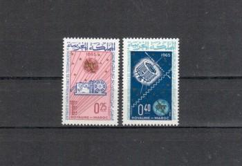 Marokko Michelnummer 546 - 547 postfrisch