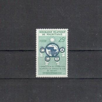Mauretanien Michelnummer 162 postfrisch