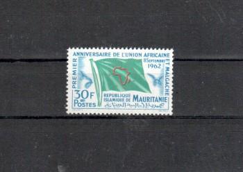 Mauretanien Michelnummer 194 postfrisch