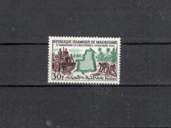 Mauretanien Michelnummer 198 postfrisch