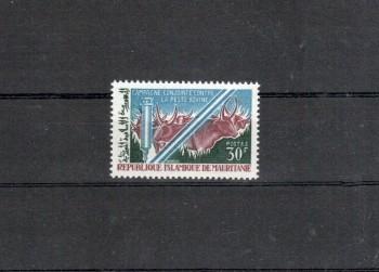 Mauretanien Michelnummer 321 postfrisch
