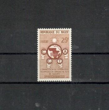 Niger Michelnummer 14 postfrisch