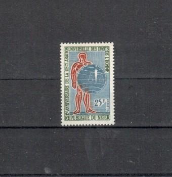 Niger Michelnummer 58 postfrisch