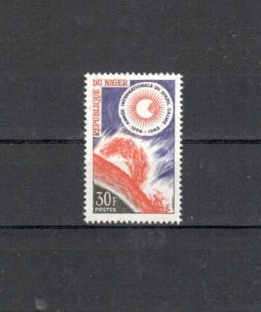 Niger Michelnummer 71 postfrisch