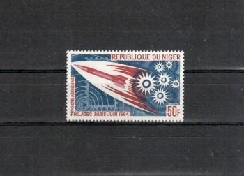 Niger Michelnummer 76 postfrisch