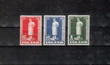 Island Michelnummer 223 - 224 postfrisch