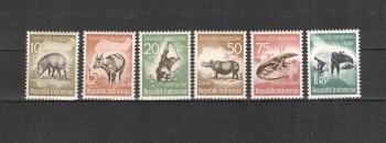 Indonesien Michelnummer 237 - 242 postfrisch