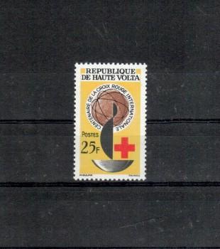 Obervolta Michelnummer 138 postfrisch
