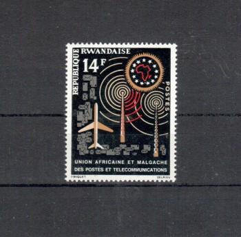 Ruanda Michelnummer 36 postfrisch