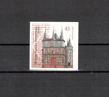BRD Michelnummer 2718 selbstklebend postfrisch