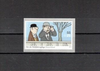 BRD Michelnummer 2843 selbstklebend postfrisch