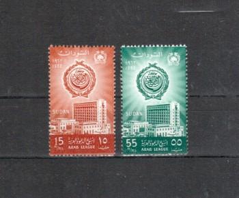 Sudan Michelnummer 177 - 178 postfrisch
