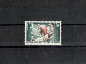 Togo Michelnummer 226 postfrisch
