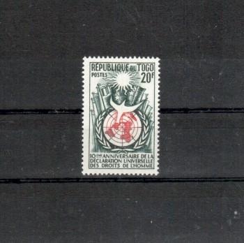 Togo Michelnummer 246 postfrisch