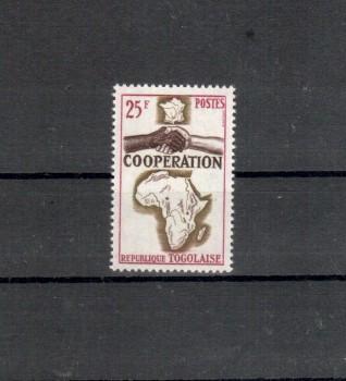 Togo Michelnummer 440 postfrisch