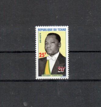 Tschad Michelnummer 153 postfrisch