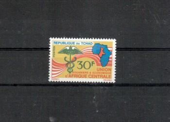 Tschad Michelnummer 156 postfrisch