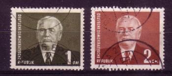 DDR Michelnummer 342a ,343 gestempelt