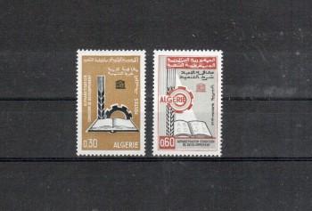 Algerien Michelnummer 452 - 453 postfrisch