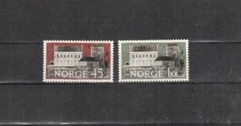 Norwegen Michelnummer 456 - 457 postfrisch
