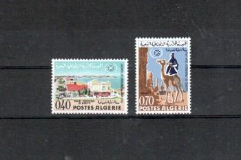 Algerien Michelnummer 476 - 477 postfrisch