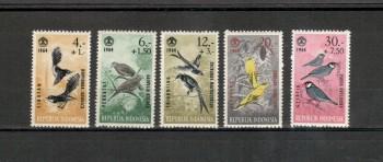 Indonesien Michelnummer 460 - 464 postfrisch