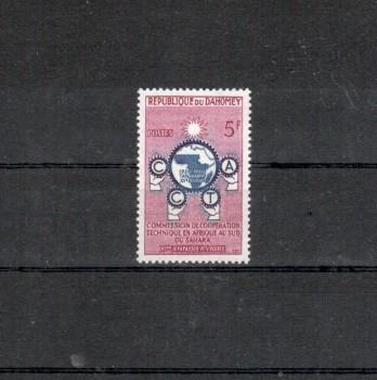 Dahomey Michelnummer 175 postfrisch