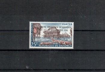 Dahomey Michelnummer 190 postfrisch