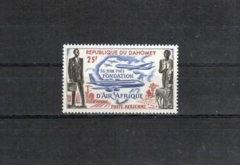 Dahomey Michelnummer 191 postfrisch