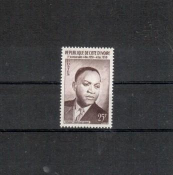 Elfenbeinkueste Michelnummer 210 postfrisch