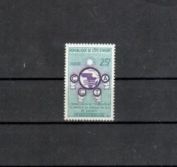 Elfenbeinkueste Michelnummer 220 postfrisch